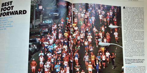 New York City Marathon Then Next Steps