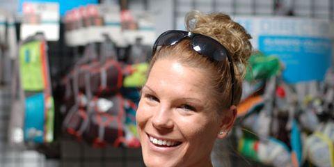 Michele Yates Smiling