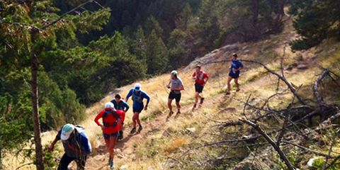 Trails in Colorado