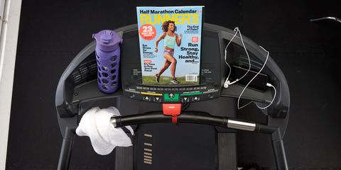 Exercise machine, Treadmill, Exercise equipment, Sports equipment, Muscle,