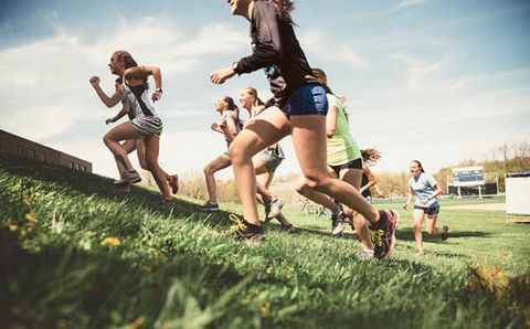 Cross-Training To the Top | Runner's World
