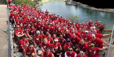 Veterans Trail Running Camp