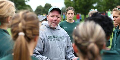 Walt Drenth, Michigan State University Coach
