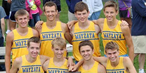 Wayzata Boys Cross Country