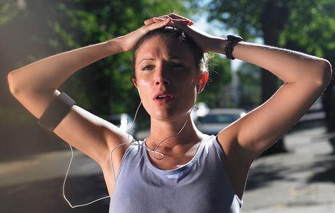 The 5 Worst Things to Do After Your Run