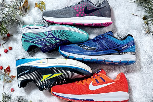 2016 Winter Shoe Guide: Asics Gel Cumulus 18