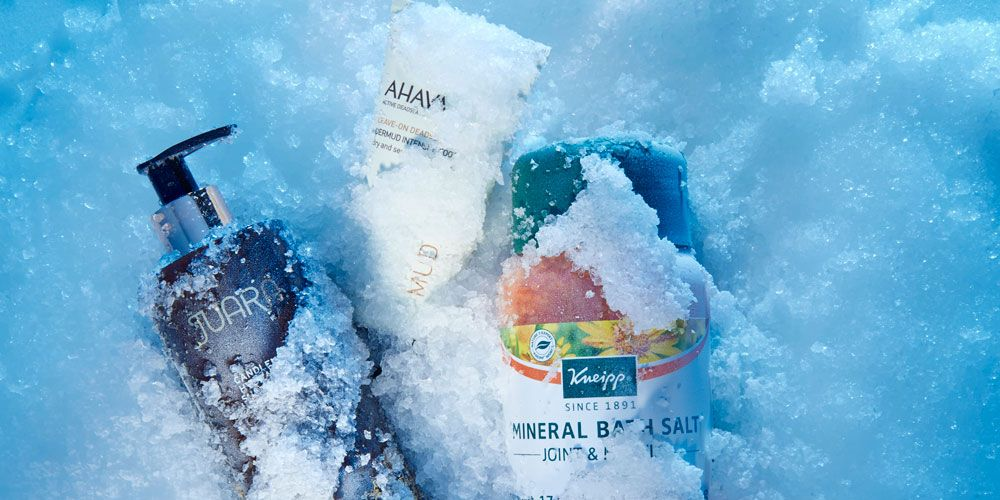 winter skin care for runners