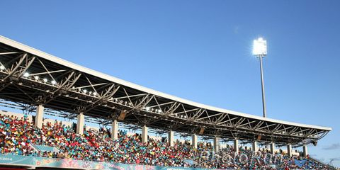 2014 World Relay Championships Stadium