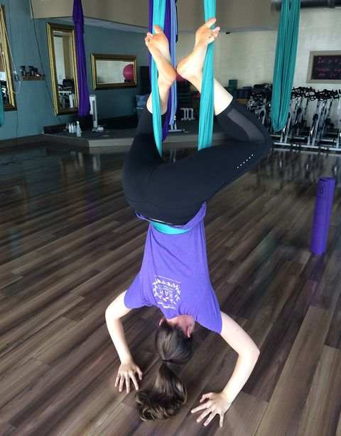 Silk Yoga