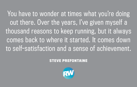 5 Inspirational Steve Prefontaine Quotes Runners World