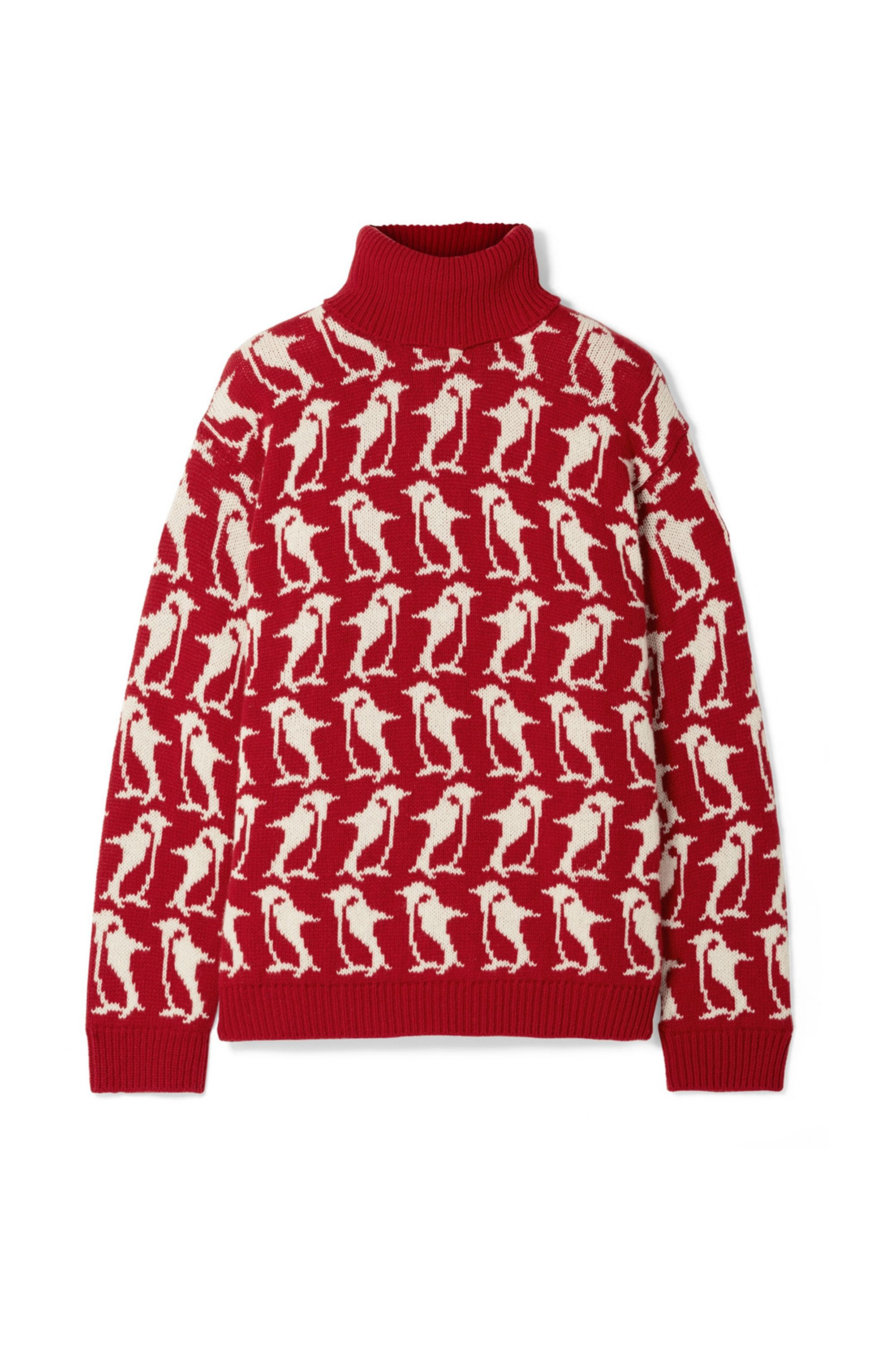 Sweater Christmas Spirit Christmas Jumper Women/'s Red