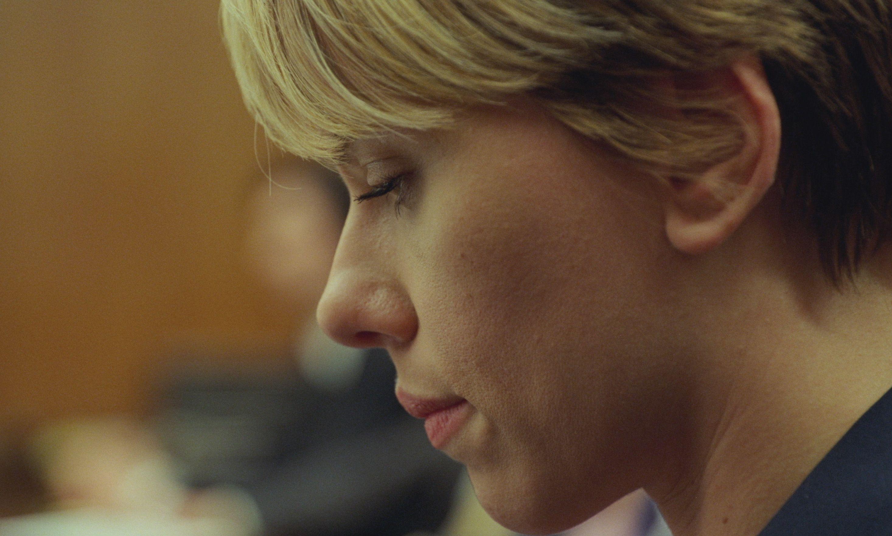 Scarlett Johansson Filmed Marriage Story Right After Her Divorce