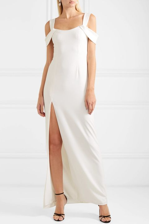 Modern Spring wedding dress - modern wedding dress