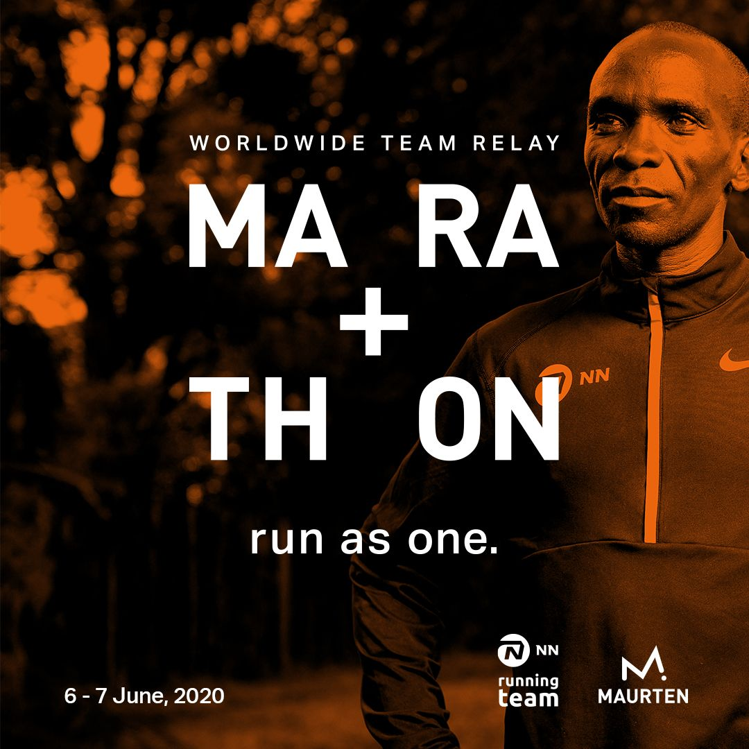 Want to race with the world's top marathoners? Sign up for this virtual marathon relay