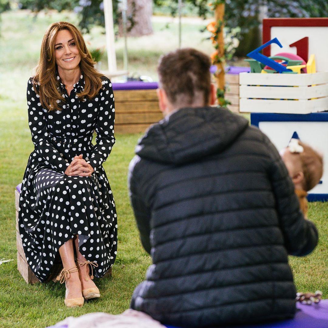 The Duchess of Cambridge reveals new hair colour
