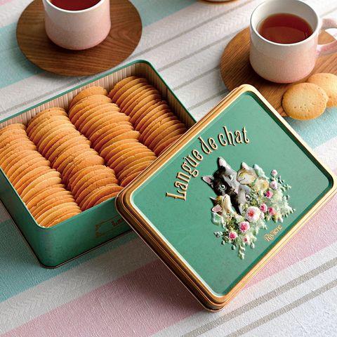 洋菓子店リビエール ラングドシャ 2,800円
