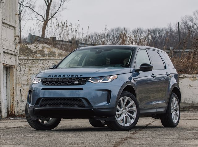 land rover discovery 3 specs