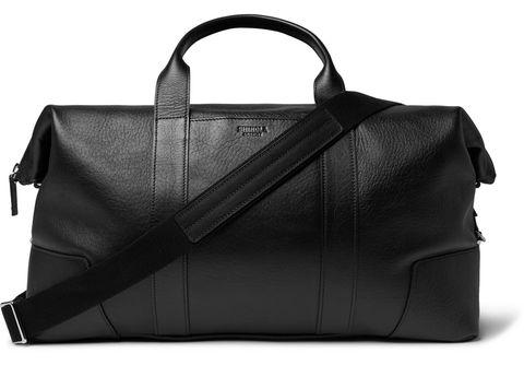 Shinola duffle bag