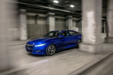 2020 Honda Accord: Car and Driver's 10Best