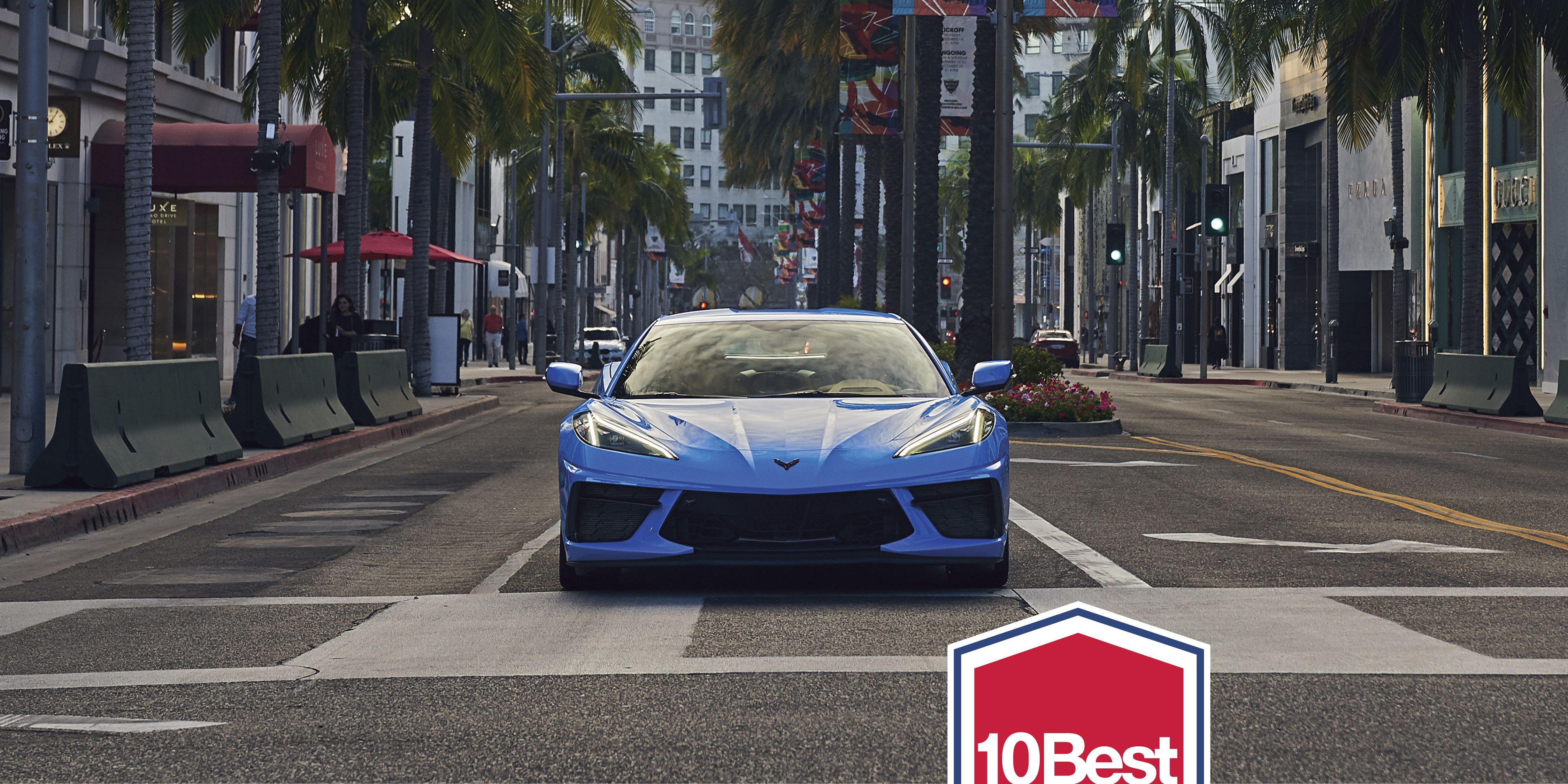 Dead Mans Curve Car Show 2020.2020 Chevrolet Corvette Car And Driver S 10best