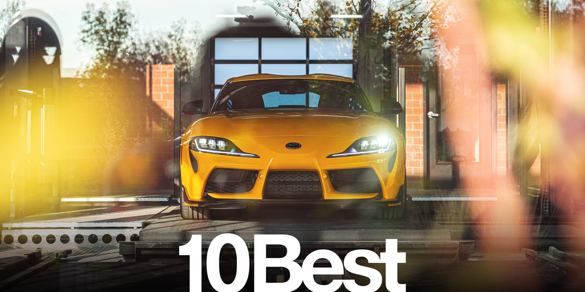 10Best Cars, Trucks, and SUVs