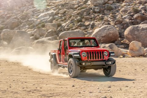 2020 Jeep Gladiator: Car and Driver's 10Best