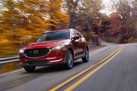 2020 Mazda CX-5: Car and Driver's 10Best