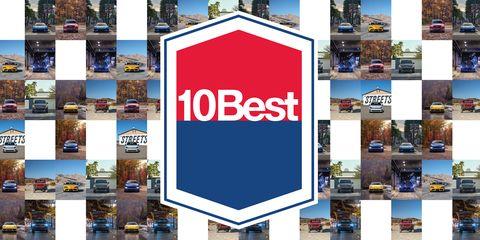 2020 10Best Cars and Trucks: The Winners