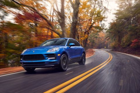 2020 Porsche Macan S / Turbo: Car and Driver's 10Best
