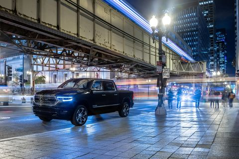 2020 Ram 1500: Car and Driver's 10Best
