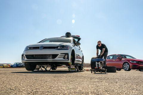 2020 Volkswagen Golf GTI / Jetta GLI: Car and Driver's 10Best