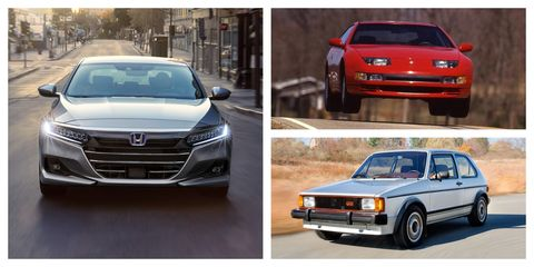 cars with the most 10best wins