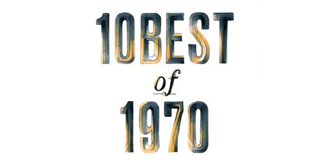 The 10Best of 1970