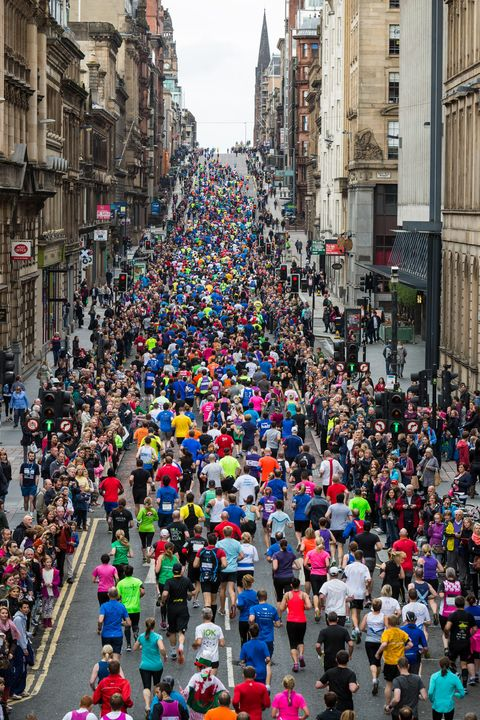 the best 10K races in the UK