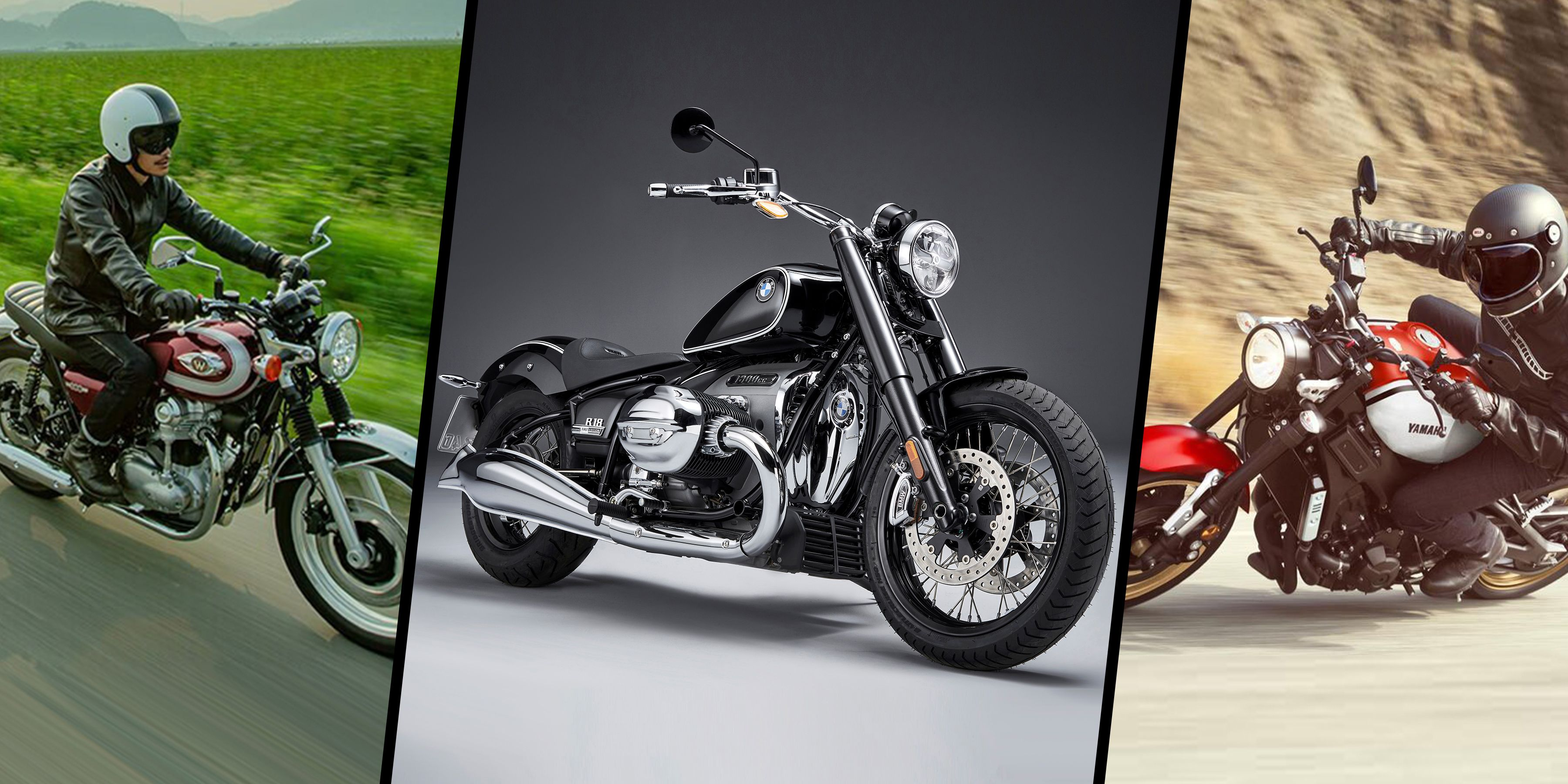 The Ten Best Retro Motorcycles On Sale