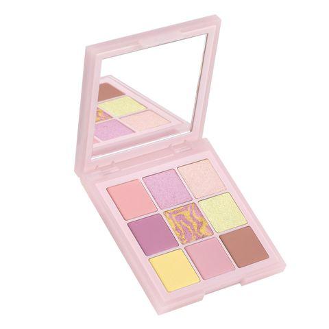 10x, makeup, pasteltinten, begin van de lente, beauty
