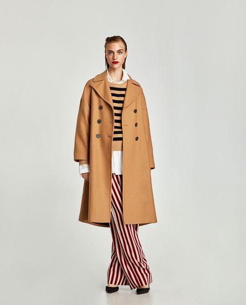zara coats best zara winter coats for 2017. Black Bedroom Furniture Sets. Home Design Ideas