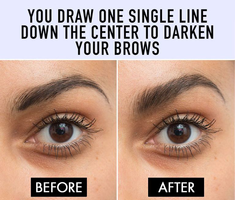 11 Easy Ways to Get Your Best Brows Ever