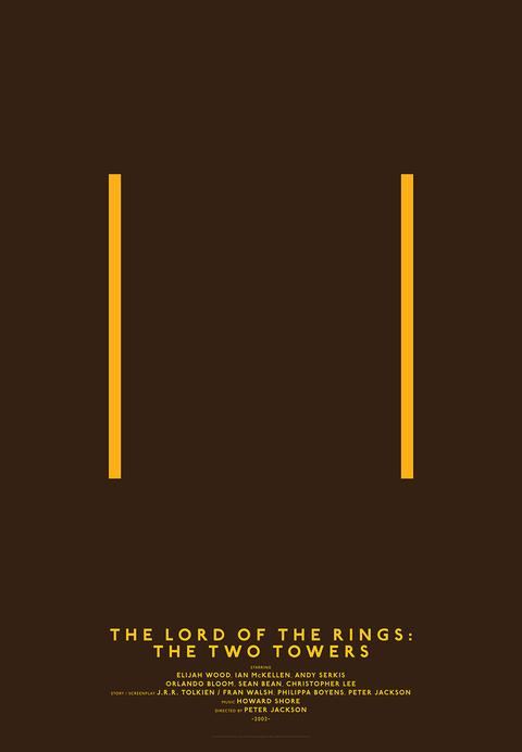 posters minimalistas cine michal krasnopolski