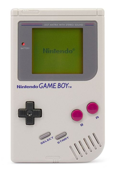Game boy console, Game boy, Gadget, Portable electronic game, Handheld game console, Technology, Electronic device, Video game console, Game boy advance, Game boy accessories,