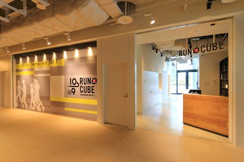 Building, Lobby, Interior design, Lighting, Floor, Architecture, Room, Flooring, Ceiling, Office,