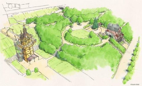 Plan, Urban design, Map, Ecoregion, Land lot, Landscape, Sport venue, Illustration,