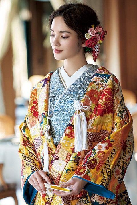 花嫁の和装を美しく着こなすための6つのポイント