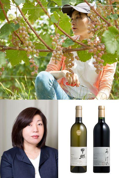 女性のパワーなしに、山梨ワインは語れない!