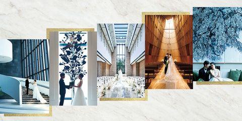 コンラッド大阪、アンダーズ東京、キンプトン新宿、グランド ハイアット 東京、パレスホテル東京のフォトジェニップスペース組み合わせ画像