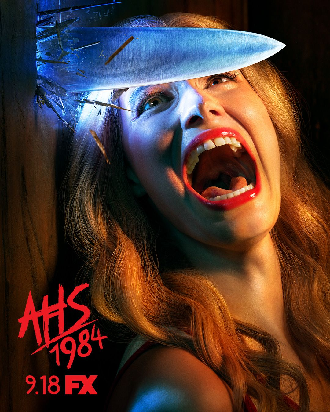 9 American Horror Story 1984 Scary Movie References