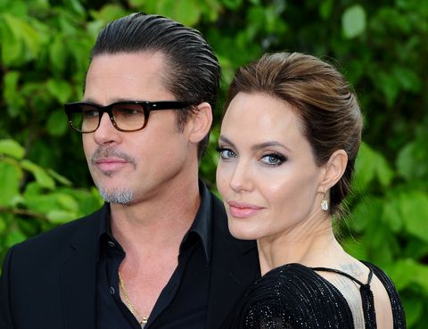 brad pittand angelina joliefight over child support