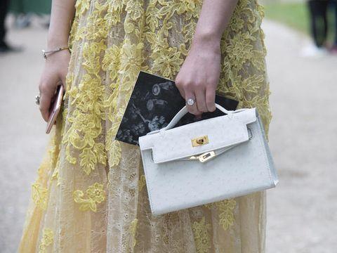 Yellow, Fashion, Lock, Day dress, Padlock, Bracelet, One-piece garment, Pattern,