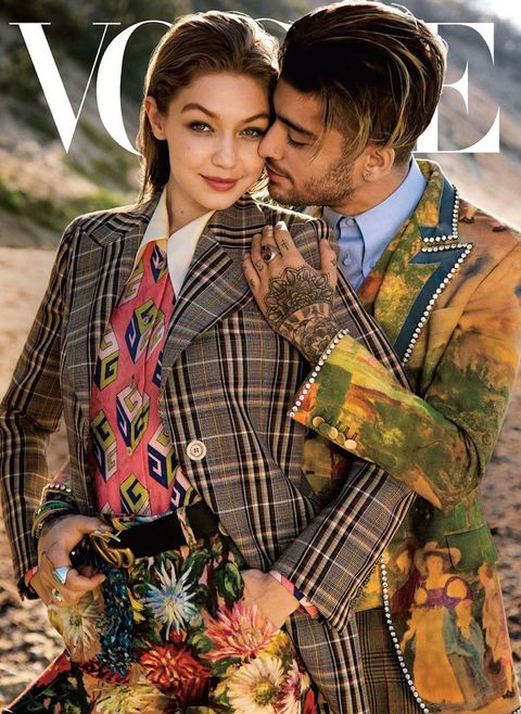 6a39d796e1 Some people found it odd that the magazine would profile a cisgender,  straight couple for a story about gender fluidity.