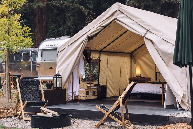 14 Best Luxury Camping Resorts In The U S Glamping Near Me